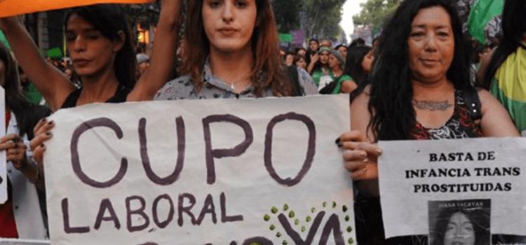 """""""CUPO TRANS"""": INCLUSIÓN PÚBLICA Y BENEFICIO PARA PRIVADOS"""