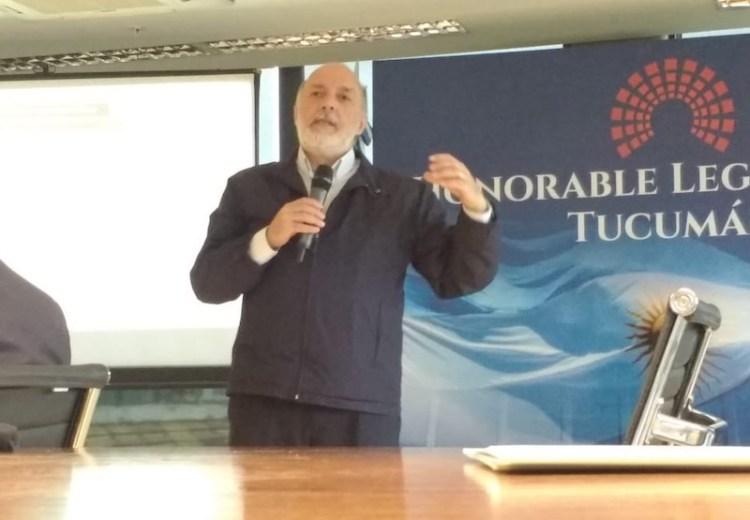 Ing. Octavio Medici, Subsec. Tecnologías de la Información, TUC