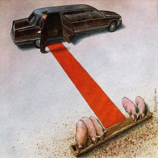 Ilustración del polaco Pawel Kuczynski