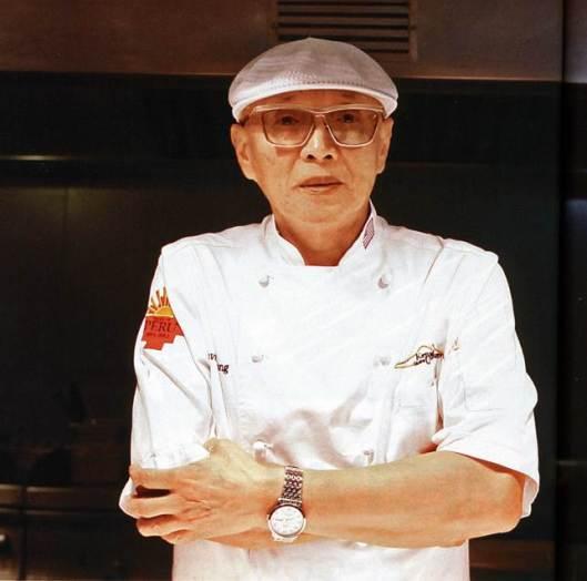 """""""Te veo y, de inmediato, sé qué quieres comer"""",  Javier Wong"""