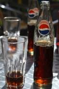 ...das macht Durst. Die Cola-Ein treuer Begleiter auf unserem Uruguay Trip