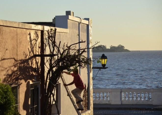 Colonia Del Sacramento auf dem Uruguay Trip