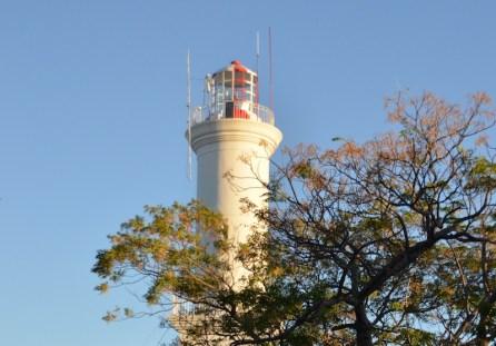 Der alte Leuchtturm von Colonia