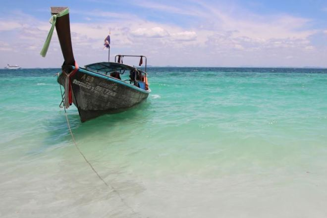 Inselhopping in Thailands Süden: Ko Poda in Krabi