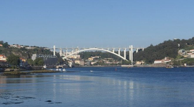 Tipp für Porto: Ruhe und Idylle am Gas