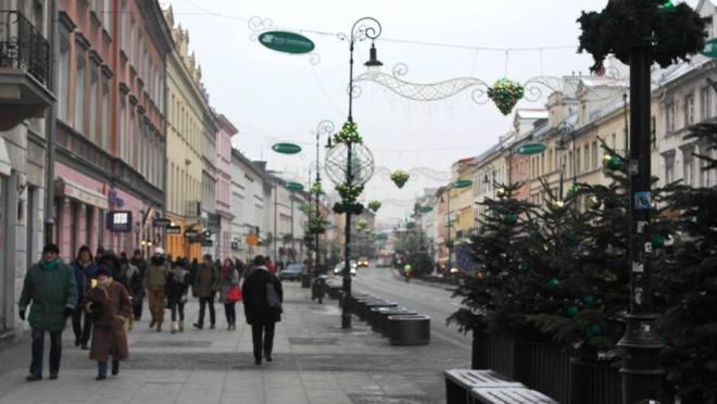 Nowy Swiat - bekannte Straße in Warschau - Tipp Kurztrip