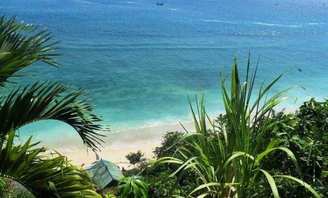 Schönste Strände Bali: Padang Padang Original