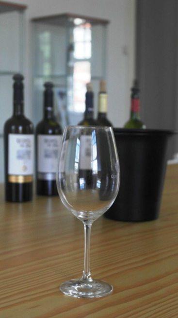 Weinprobe in der Quinta da Foz in Pinhao, Douro-Tal Portugal