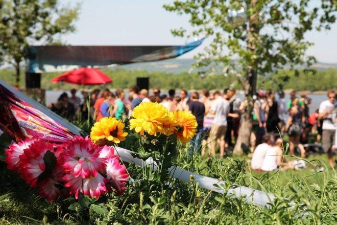 Insidertipps Wien: Elektronische Open Airs im Grünen an der Donau