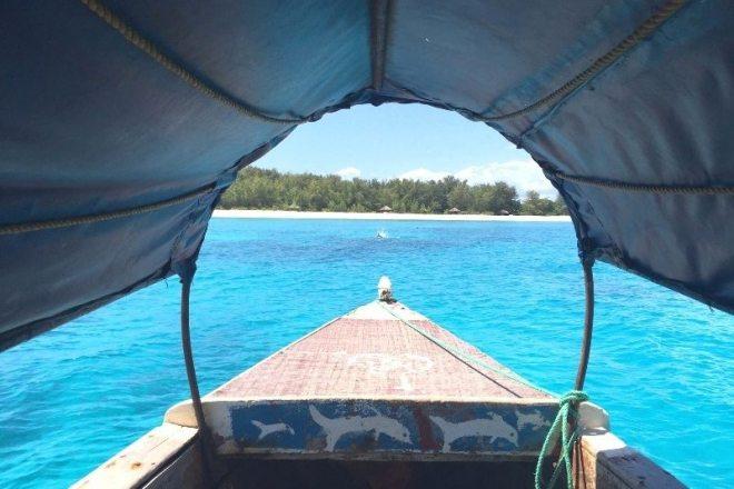 Sansibar Reiseplanung - praktische Tipps - Mnemba Island
