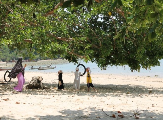 Authentisches Koh Yao Noi - Insel in Krabi Thailand