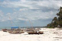Wunderschöner Strand in Matemwe auf Sansibar