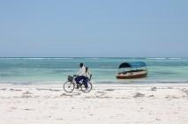 Sansibar Rundreise Tipps - wunderschöner Strand im authentischen Matemwe