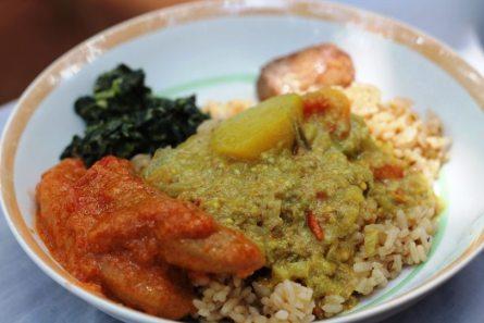 Spice Tour Sansibar - leckeres Essen