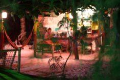 Strandbar Kae Zanland in Michamvi Kae auf Sansibar - Backpacking