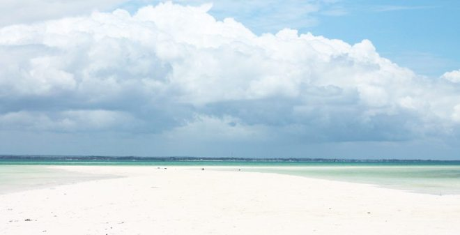 Schönster Strand auf Sansibar: Michamvi Kae