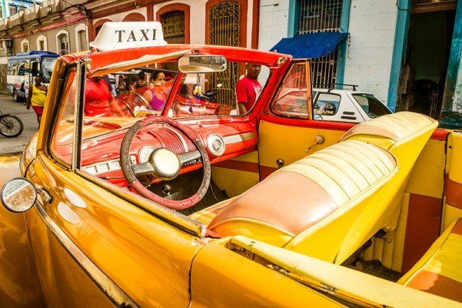 Kuba Reisevorbereitung - Mietwagen, Busse oder geführte Touren