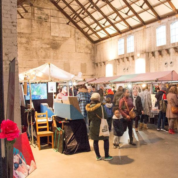 Insidertipp und Highlight: Sunday Market Amsterdam