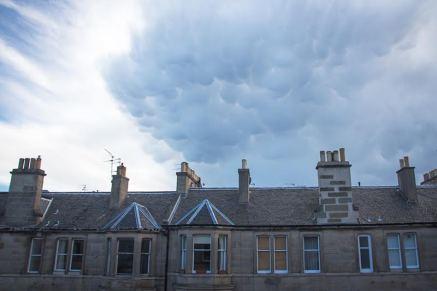 4-Tage in Schottland: Edinburgh mit seinen georgianischen Häusern in der New Town