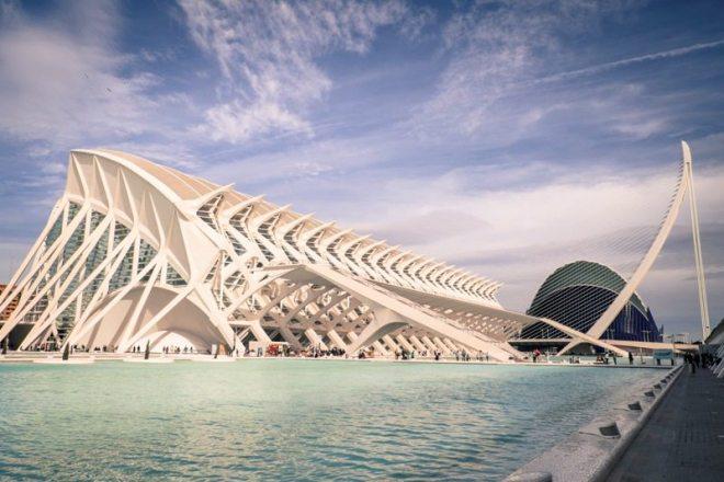 Valencia-Highlight und Sightseeing-Tipp: Ciudad Ciencia Arte