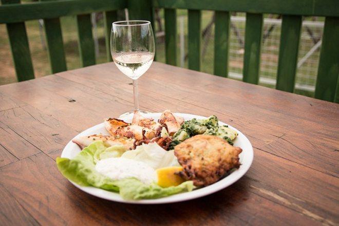 Essens-Tipp für das Kap Kamenjak in Istrien, Kroatien: Agriturismo