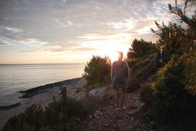 kap-kamenjak-wald-sonnenuntergang-insidertipp-kroatien