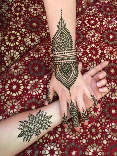 Marrakesch Highlight: Henna