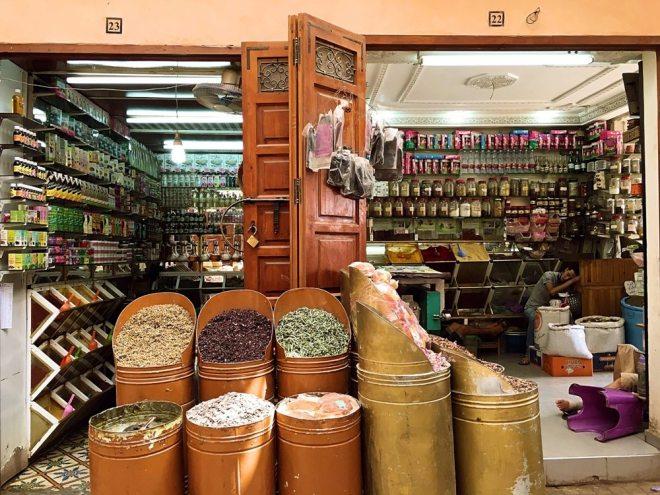 Marrakesch Highlight: Gewürzmarkt