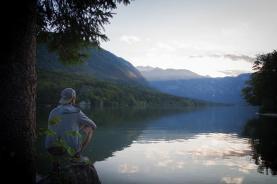 See Bohinj - romantischer Tipp für eine Slowenien-Rundreise