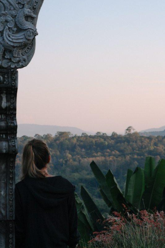 Chiang Dao - Ausblicke wie im Abenteuermärchen