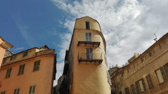 Spaziergang durch Bastia