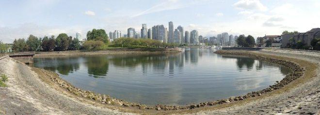 Erste Station auf der Rundreise in West-Kanada: Vancouver