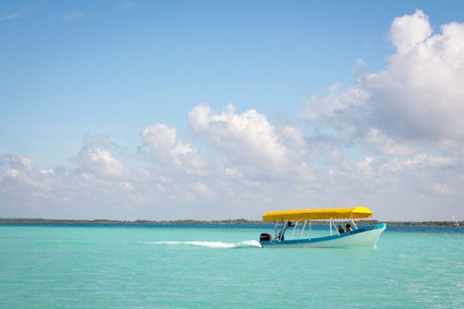 Yucatan Rundreise Tipps: Bacalar