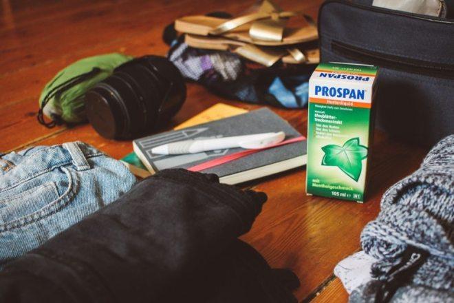 Minimalistischer leben macht frei - gilt auch fürs Reisegepäck