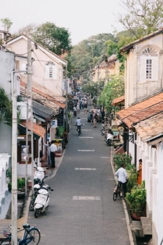 Sri Lanka Backpacking Route - der wunderschöne Ort Galle im Süden ist einen Abstecher wert