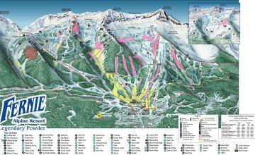 fernie alpine resort improvements