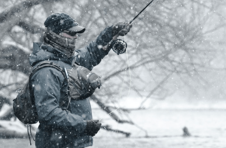 Fernie winter fishing