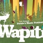 wapati music festival in Fernie