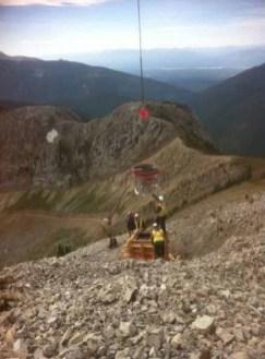 Polar Peak Chair 1st bucket