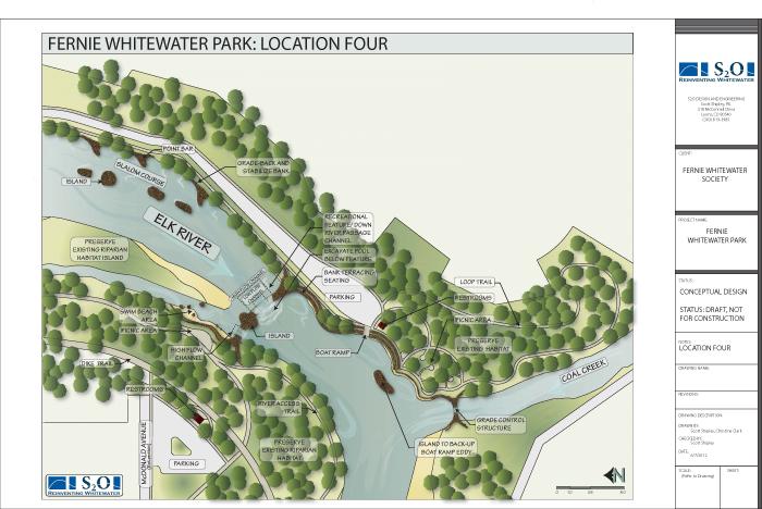 Fernie Whitewater Park