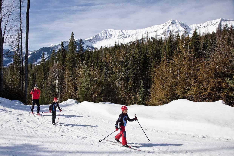 Fernie Nordic Winter Fest & Winter Wheezer Race