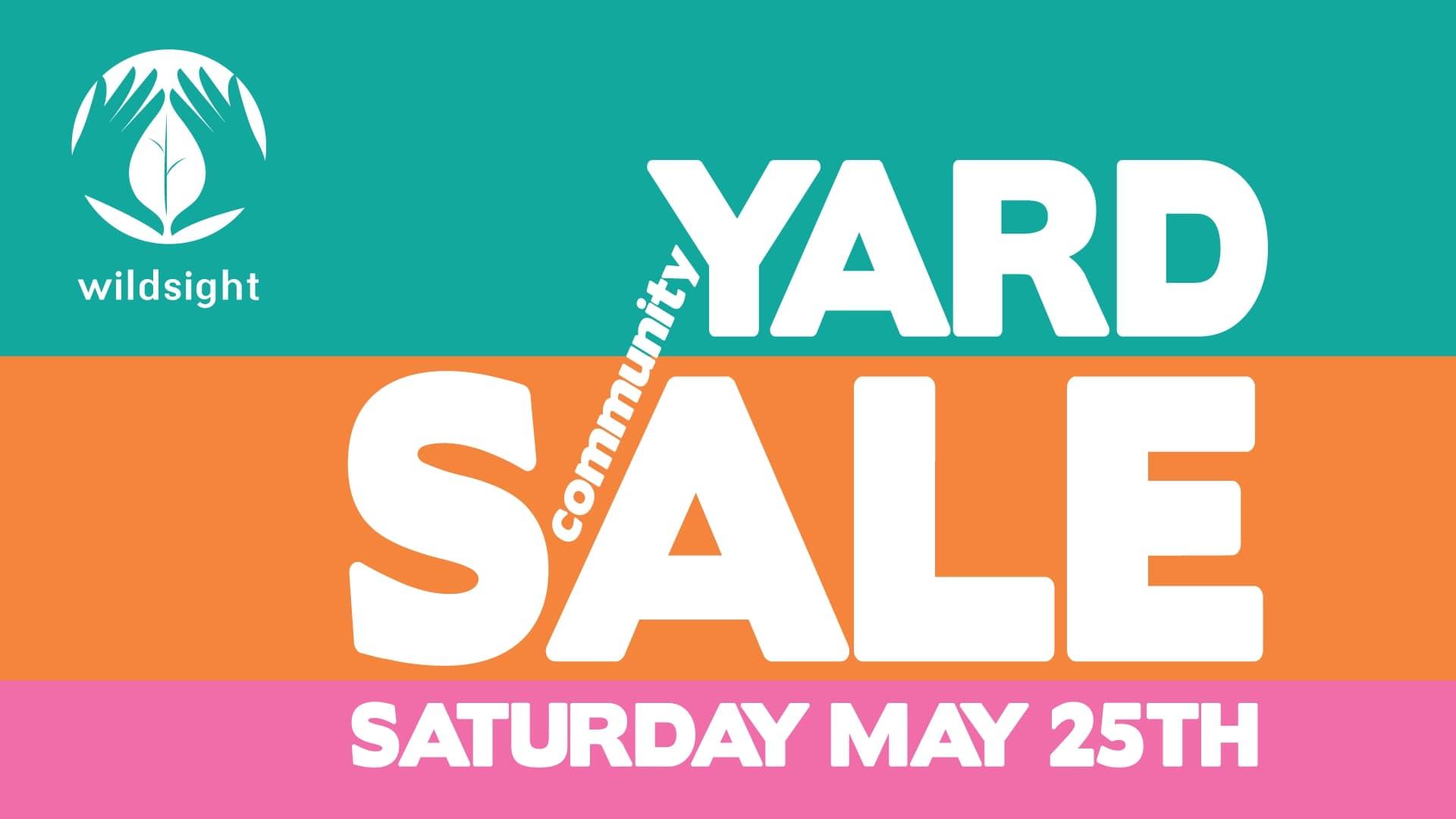 Fernie Community Yard Sale