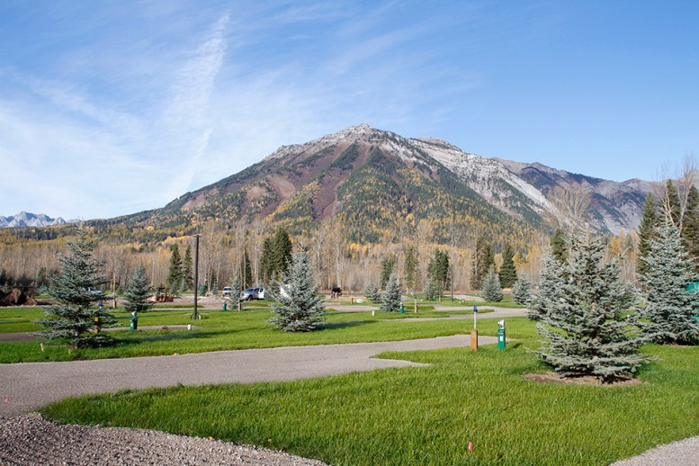 Fernie RV Resort - site3