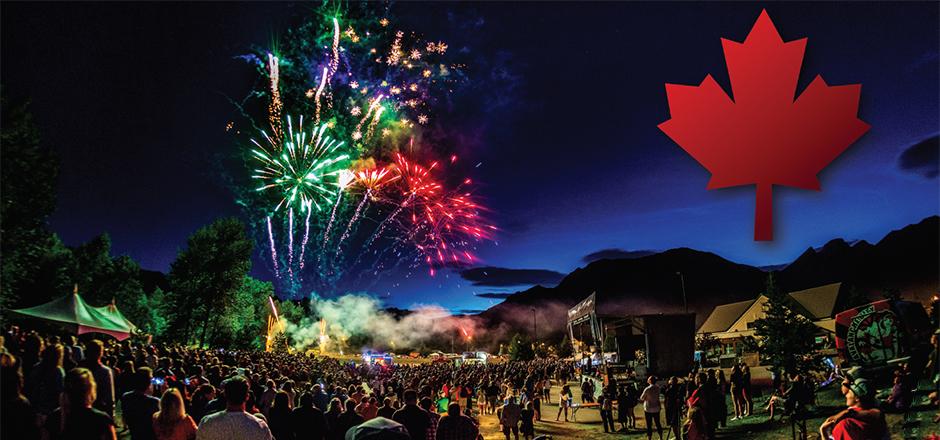 Fernie's Canada Day Celebrations
