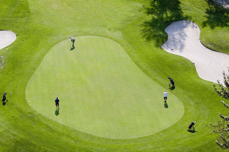 Mens Open Golf Tournament