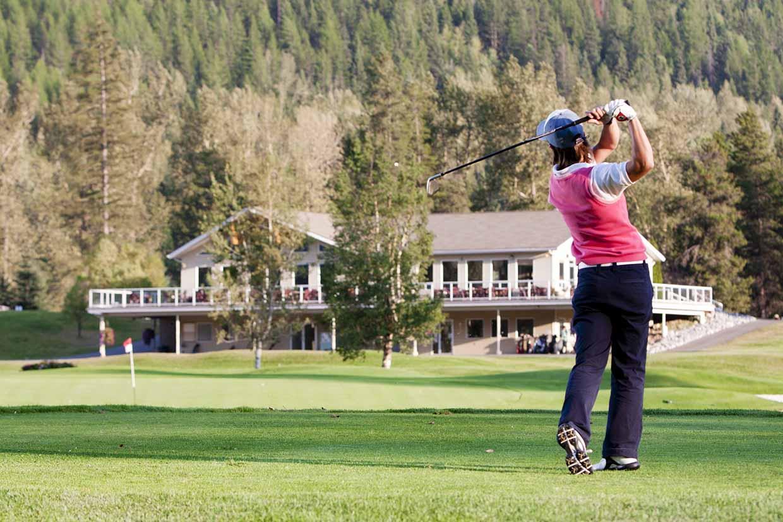 Ladies Open Golf Tournament