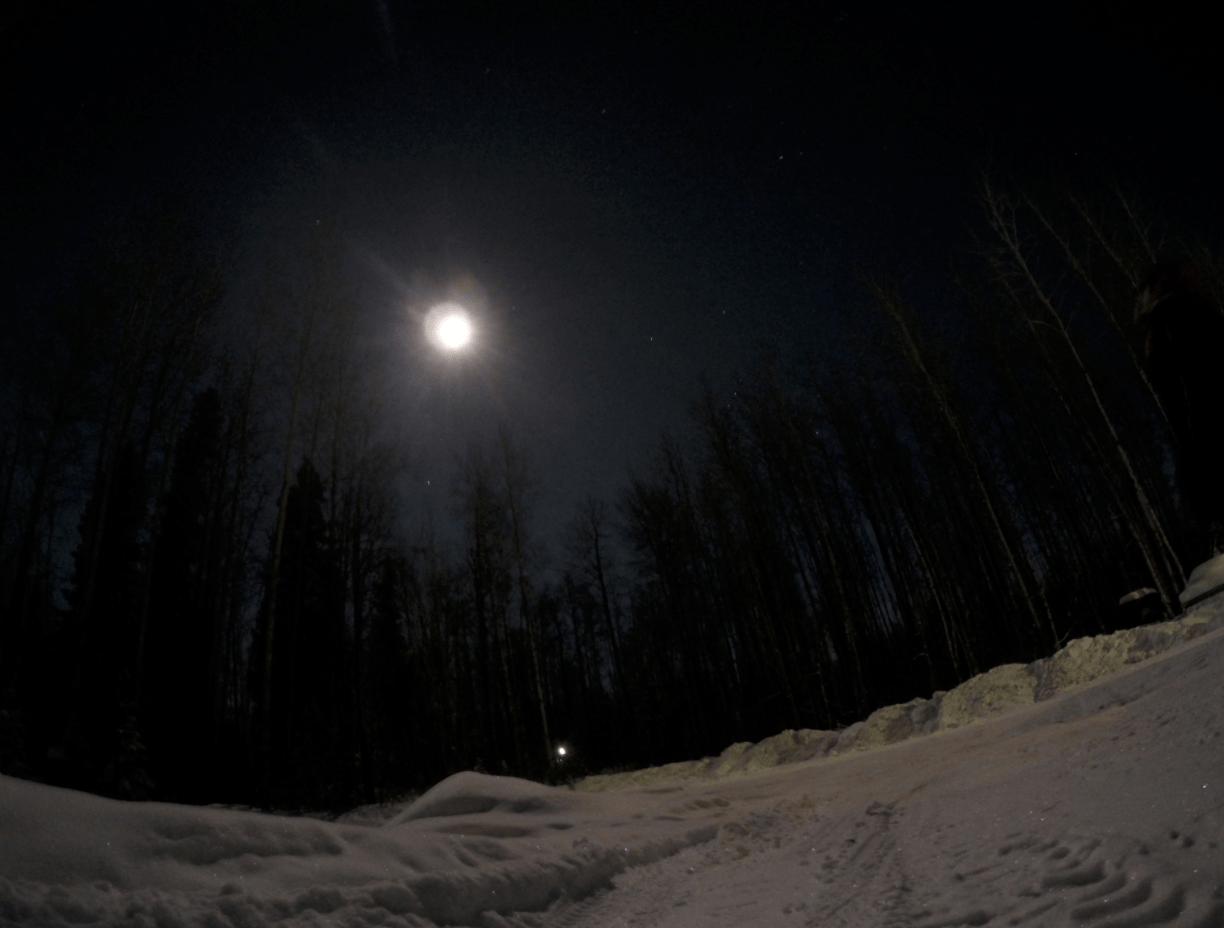 Full Moon Ski and Social