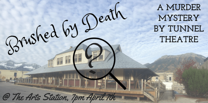 Brush with Death - a murder mystery evening