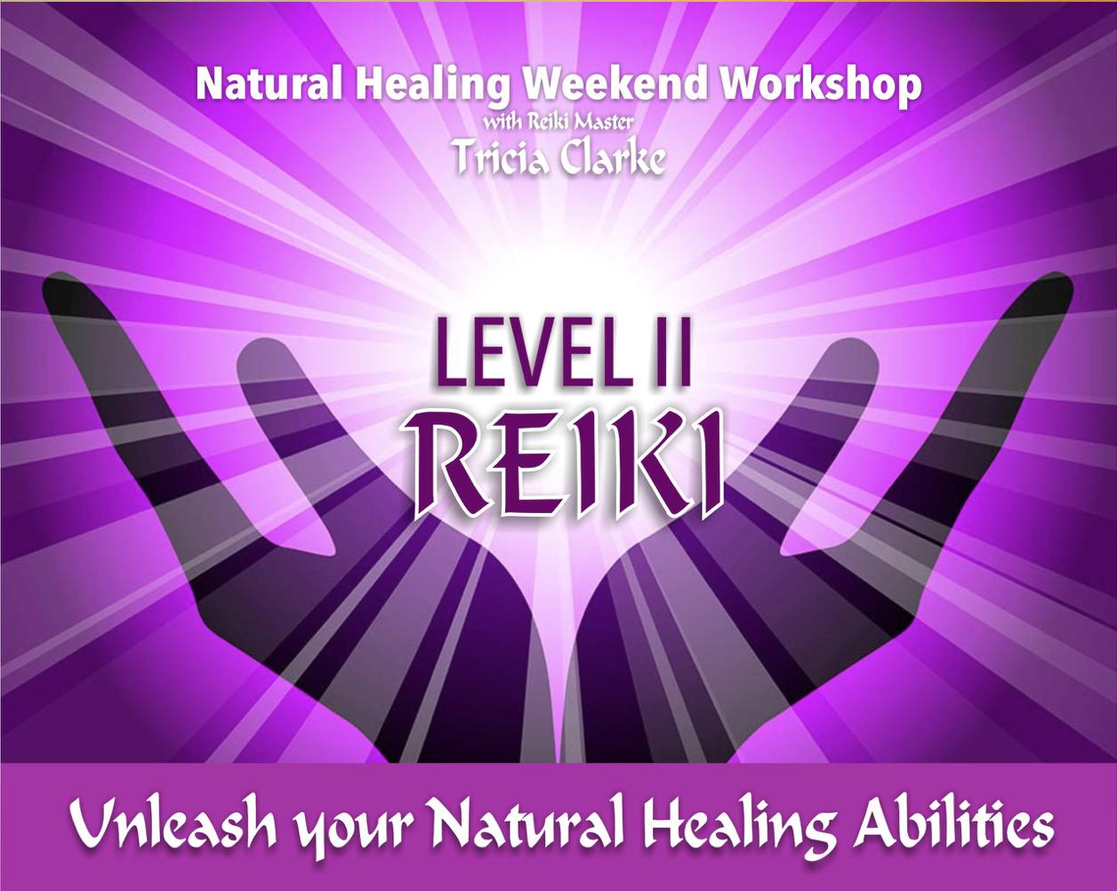 Naturual Healing Weekend Workshop