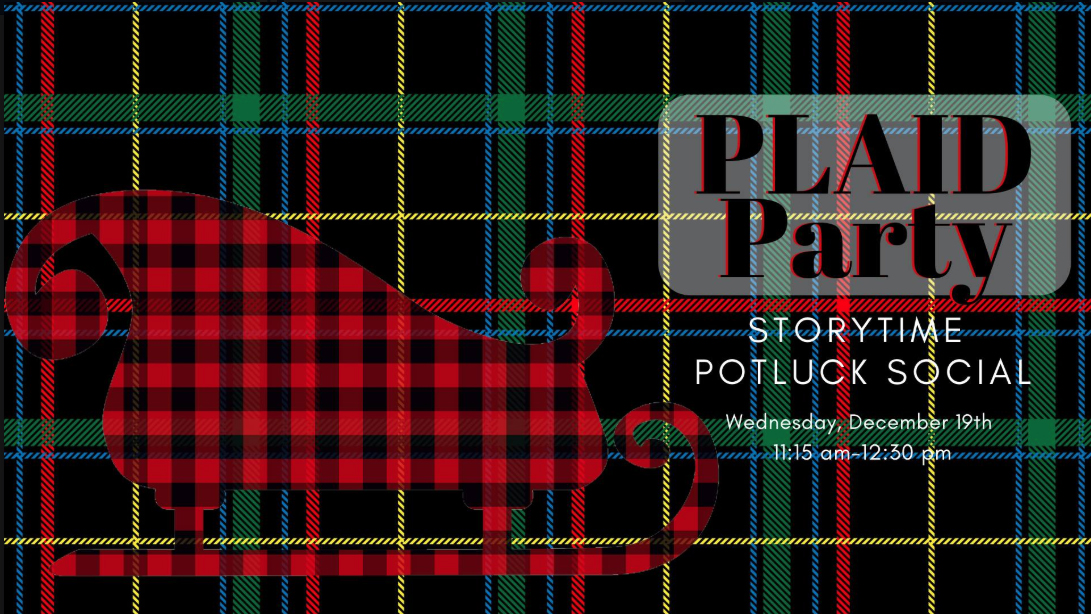 Plaid Party Wednesday